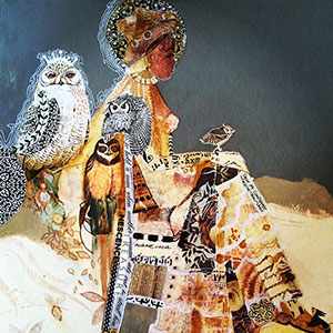 Cheryl Curnick - Collage